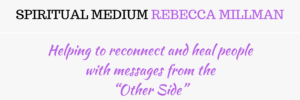 Medium Rebecca Millman Mediumship & Psychic Readings, Mediumship Perth WA Psychic Workshops Perth Ghost Tours,Clairvoyant Shows