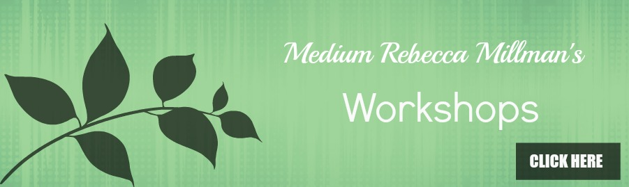 Rebecca millman psychic studio workshops perth