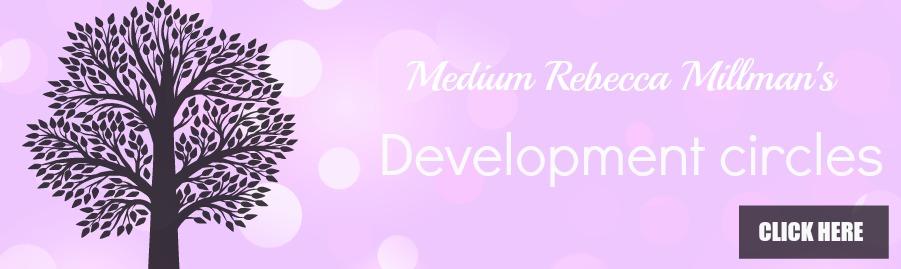 rebecca millman psychic studio development circles perth