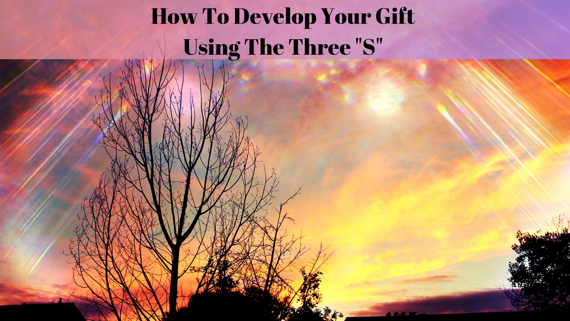 How To Develop Your Psychic Abilities with the Three