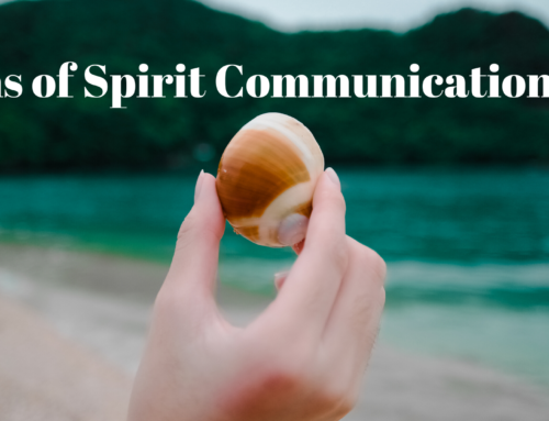 Signs of Spirit Contact